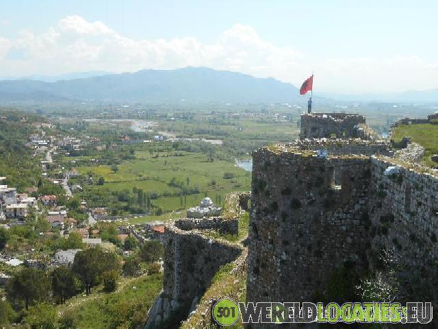 Het kasteel van Shköder