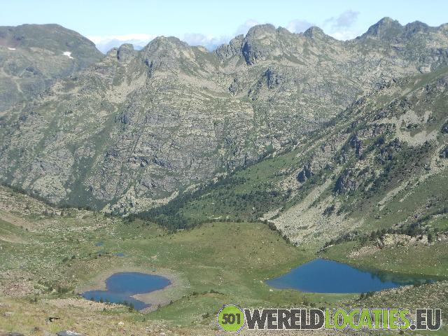 Andorra - Wandelen tussen bergemeren en bergtoppen