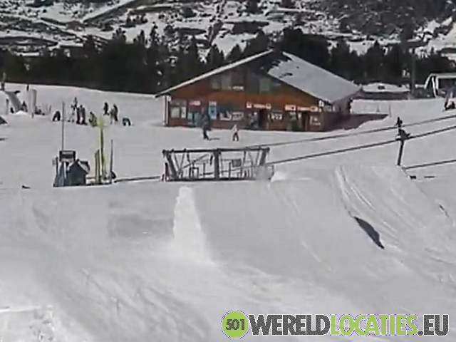 Andorra - Skigebied Grandvalira