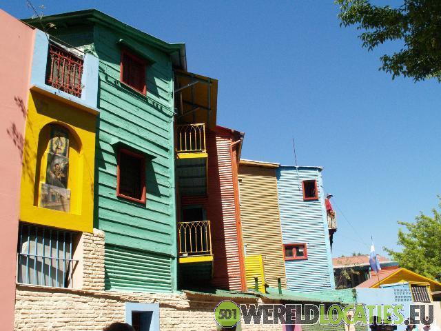 Artiestenwijk La Boca