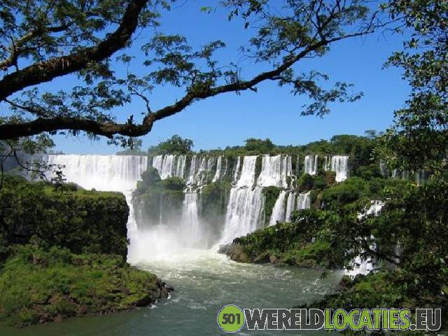 Iguazúwatervallen