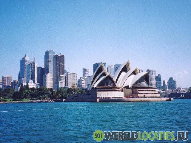 Australië - Sydney Opera House