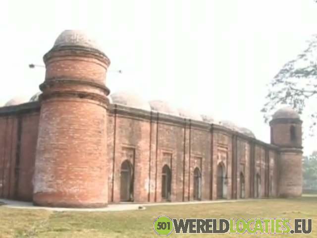 Historische moskeeënstad Bagerhat