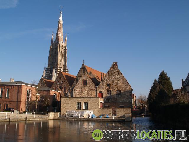 België - Historisch oud Brugge