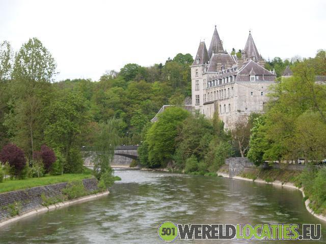 België - Het kasteel van Durbuy