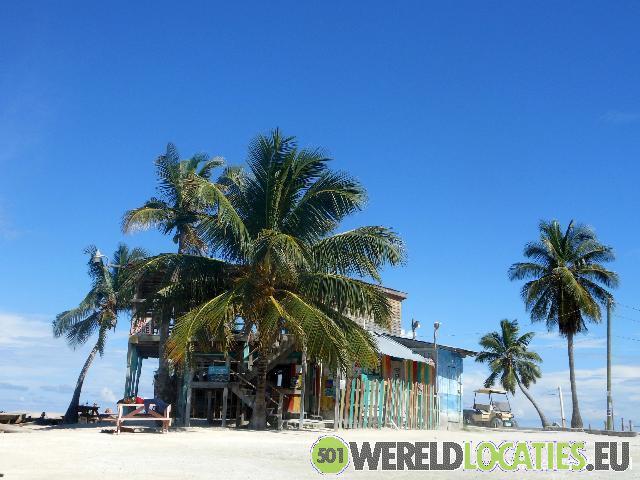 Belize - Go Slow op Caya Caulker