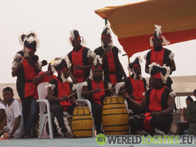 Benin - Voodoofestival van Quidah