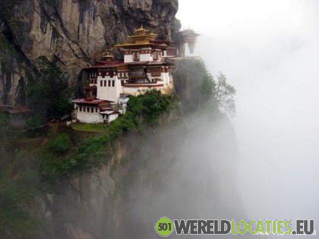 Hangende klooster van Taktshang