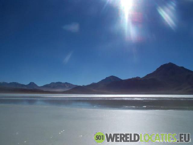 Bolivia - Laguna Verde