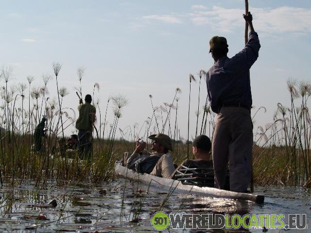 De Okavangodelta