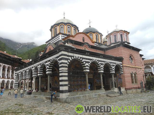 Bulgarije - Het Rila klooster