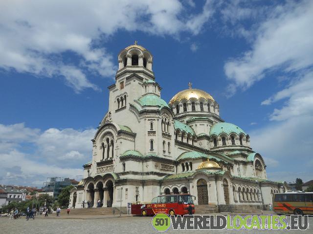 De Aleksandür Nevski kathedraal