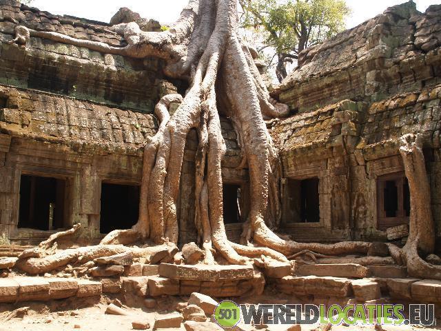 Cambodja - De oude tempels van Angkor Wat