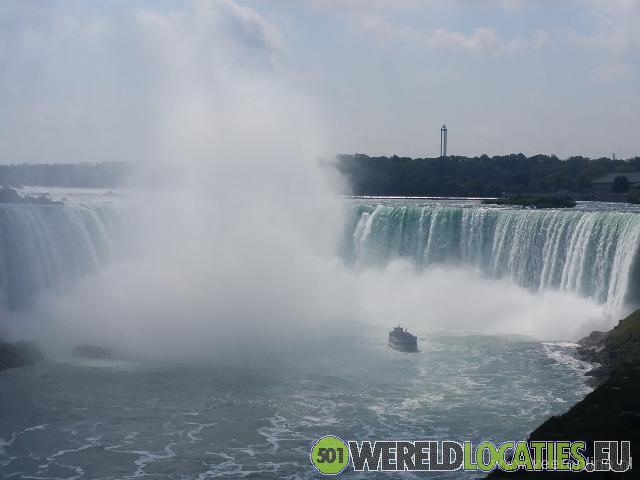 Canada - Niagarawatervallen