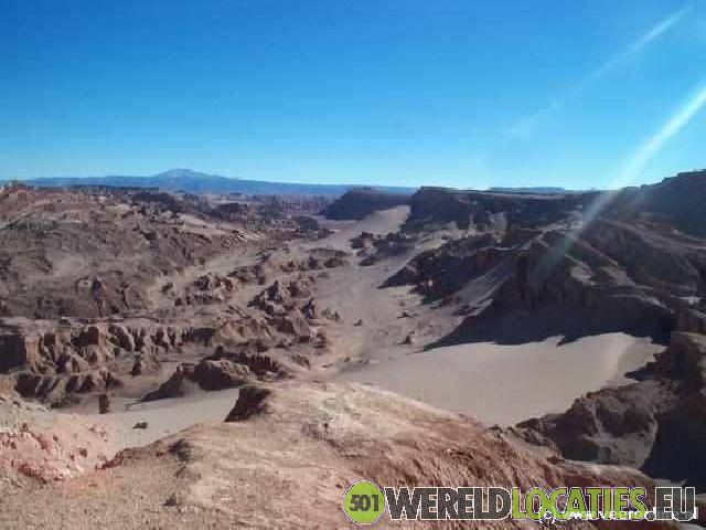 De Atacama woestijn