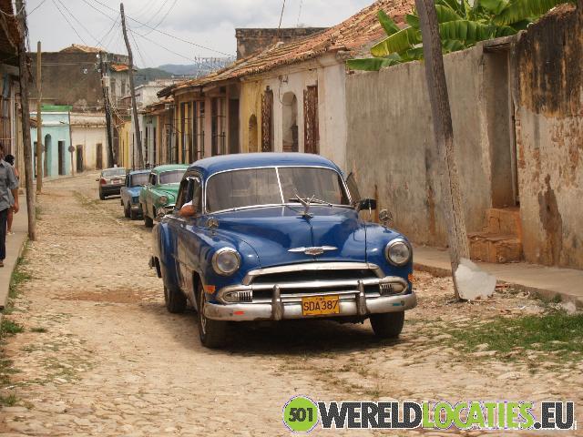 Cuba - Karakteristiek Trinidad