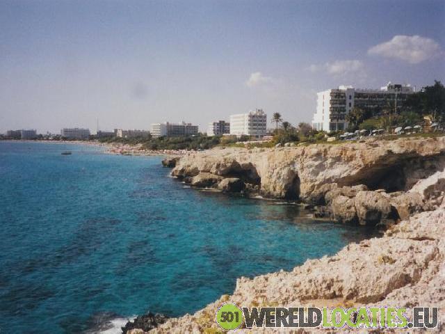 Cyprus - Strand en uitgaan in Agia Napa