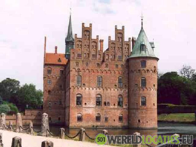 Denemarken - Renaissance kasteel Egeskov