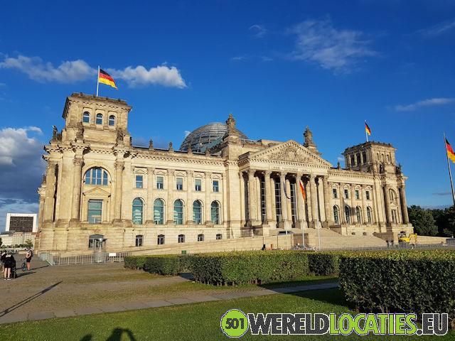 Duitsland - De Rijksdag van Berlijn