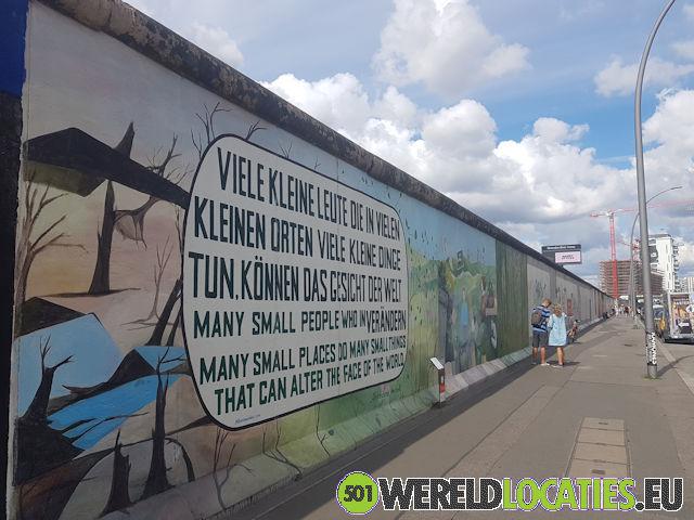 Duitsland - De Berlijnse muur