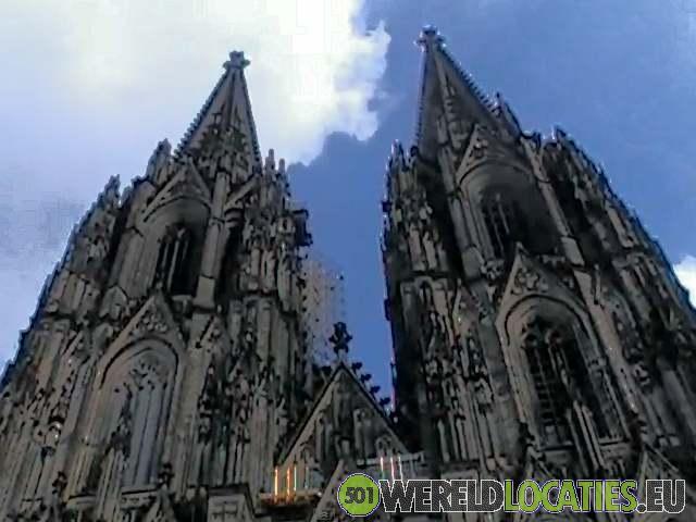 De gotische Dom van Keulen