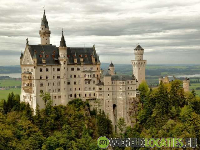 Duitsland - Slot Neuschwanstein