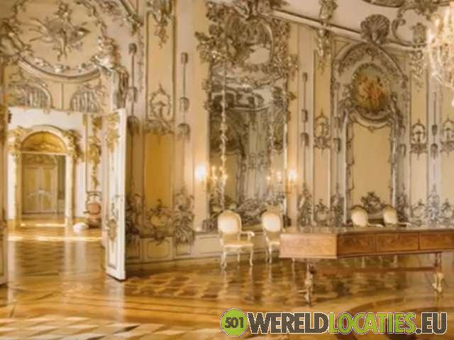 Het Sanssousi paleis in Potsdam