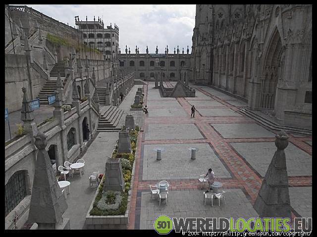 Ecuador - De Jezuïetenkerk van Quito