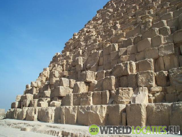 Piramiden van Gizeh en de Sfinx