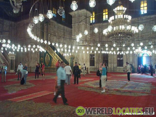 Citadel van Cairo