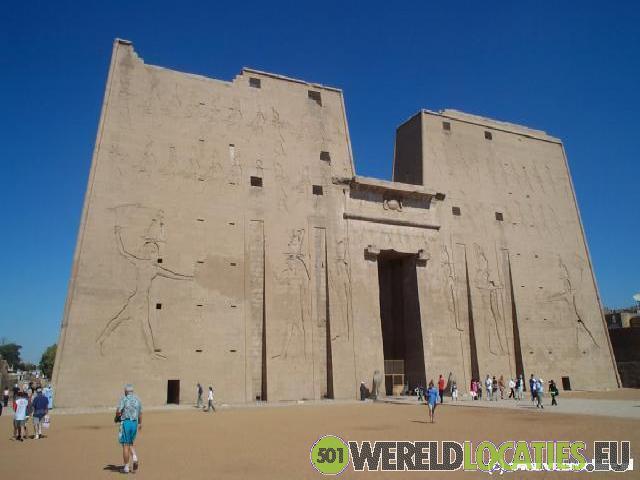 De tempels van Karnak en Luxor