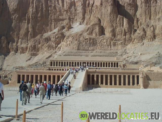 Egypte - De Vallei der Koningen in Luxor