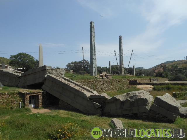 De Steles van Axum