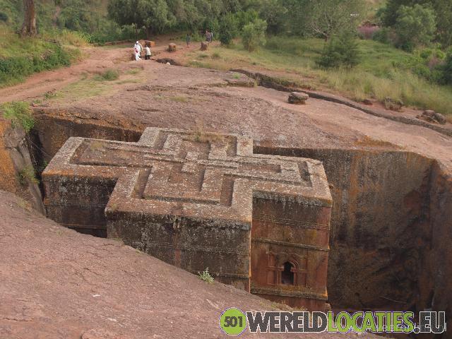 Ethiopië - De Rotskerken van Lalibela