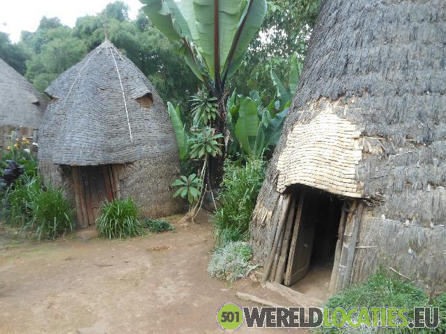 Ethiopië - De stammen van Zuid Ethiopië