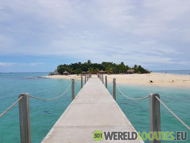 Fiji - Bounty eiland Tivua