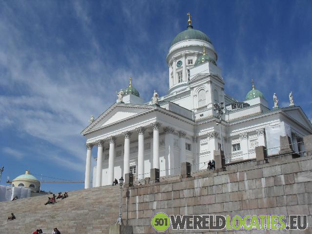 Finland - De Domkerk van Helsinki