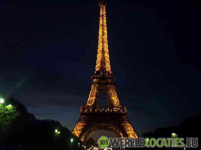 Frankrijk - Eiffeltoren in Parijs