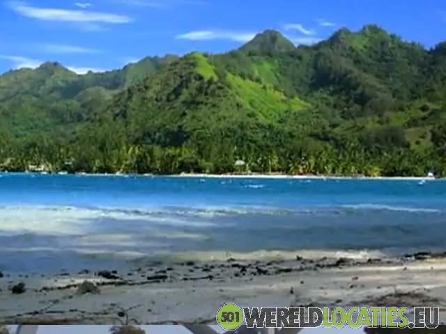 Frans Polynesië - De Marquiseseilanden