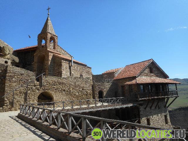 Georgië - het klooster van David Gareja