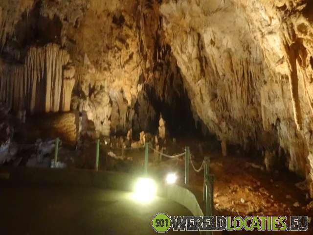 Griekenland - De grotten van Alistrati