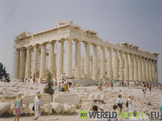 Griekenland - De Acropolis