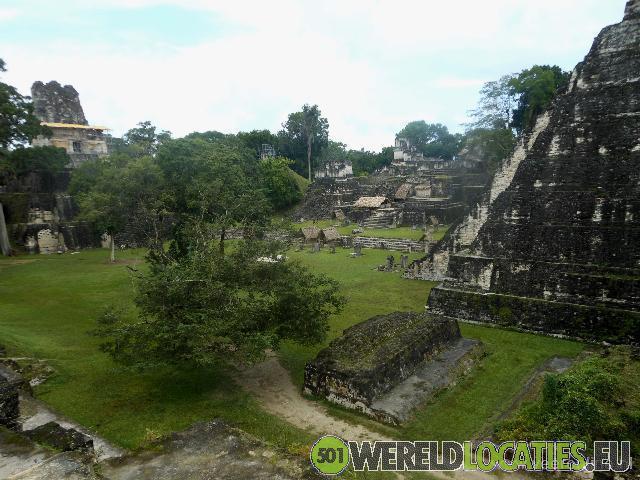 Guatemala - De Maya-tempels van Tikal