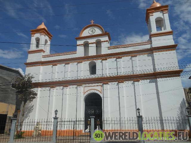 Honduras - Het stadje Copán Ruinas