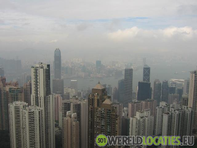 Hong Kong - The Peak of Mount Austin
