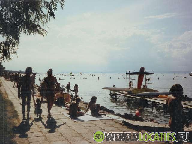 Hongarije - Siófok aan het Balatonmeer