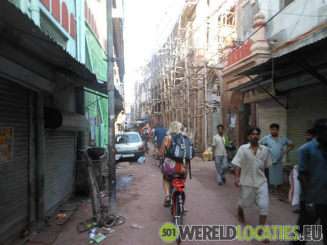 India - Fietstocht door oud-Delhi