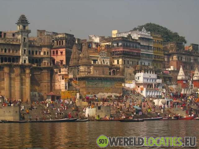 Kashi Vishwanath tempel Varanasi