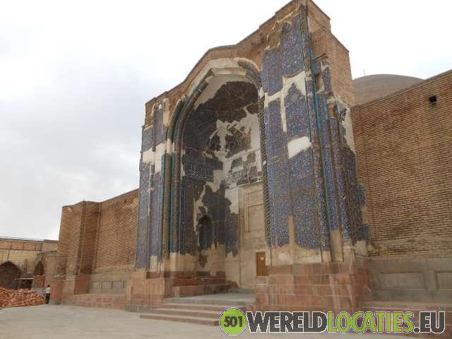 Iran - De bazaar van Tabriz
