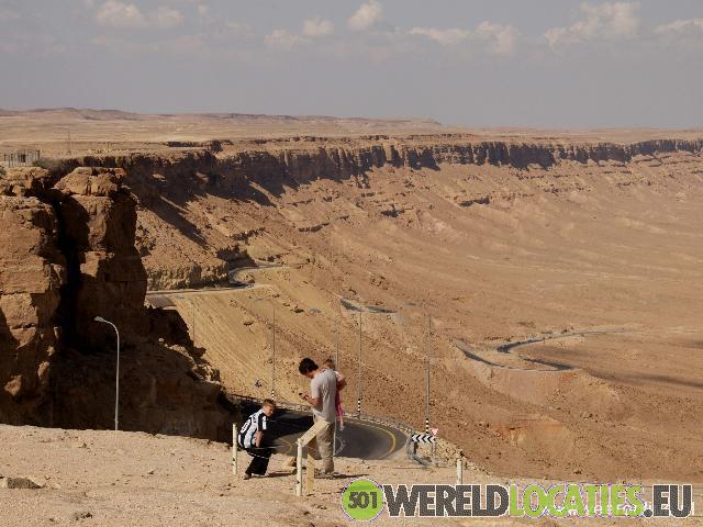 De Negev woestijn